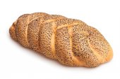 Whole  Bread isolated — Stock Photo