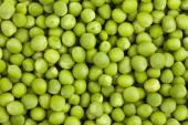Fondo de guisantes verdes — Foto de Stock