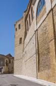 Castle of Acerenza. Basilicata. Italy. — Stock Photo