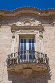 Franciscan monastery. San Severo. Puglia. Italy. — Stock fotografie