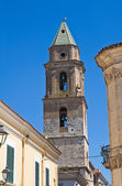 Church of St. Severino. San Severo. Puglia. Italy. — Stock Photo