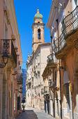 Alleyway. San Severo. Puglia. Italy. — 图库照片