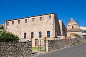 Franciscan monastery. Rocca Imperiale. Calabria. Italy. — Stock Photo
