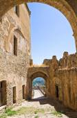 Swabian Castle of Rocca Imperiale. Calabria. Italy. — Stock fotografie