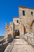 Swabian Castle of Rocca Imperiale. Calabria. Italy. — Foto Stock