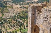 Rocca Imperiale Swabian Şatosu. Calabria. İtalya. — Stok fotoğraf