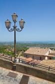 Alleyway. Rocca Imperiale. Calabria. Italy. — Stockfoto