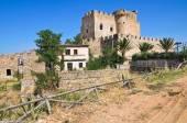 Castle of Roseto Capo Spulico. Calabria. Italy. — Stock Photo