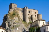 Castle of Oriolo. Calabria. Italy. — Stock Photo