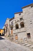 Alleyway. Guardia Perticara. Basilicata. Italy. — Stock Photo