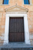 Church of Annunziata. Morano Calabro. Calabria. Italy. — Stock Photo
