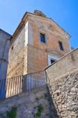 Church of Annunziata. Morano Calabro. Calabria. Italy. — Stock Photo