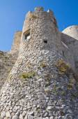 Castle of Morano Calabro. Calabria. Italy. — Stock Photo