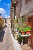Alleyway. Brienza. Basilicata. Italy. — Stock Photo