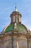 церковь святого доминика. альтамура. апулия. италия. — Стоковое фото