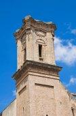 Church of St. Francesco. Fasano. Puglia. Italy. — Stock fotografie