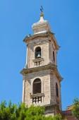 Church of St. Antonio. Fasano. Puglia. Italy. — Foto de Stock
