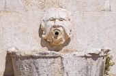 Padula Charterhouse. Campania. Italy. — Stock Photo