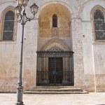 Duomo Cathedral of Altamura. Puglia. Italy. — Stock Photo #56371765
