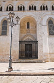 Catedral de altamura. Puglia. Italia. — Foto de Stock