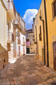 Gränd. Altamura. Puglia. Italien. — Stockfoto
