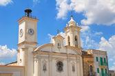 Chiesa dell'immacolata. minervino murge. puglia. italia. — Foto Stock