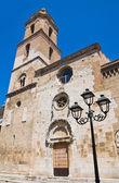 St. severino kilisesi. san severo. puglia. i̇talya. — Stok fotoğraf