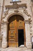 Franciscan monastery. San Severo. Puglia. Italy. — Stock Photo