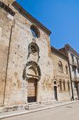 Church of St. Severino. San Severo. Puglia. Italy. — Stock Photo
