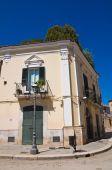 Lops Palace. San Severo. Puglia. Italy. — Stock Photo