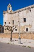 Ducal Castle of Torremaggiore. Puglia. Italy. — Stock fotografie