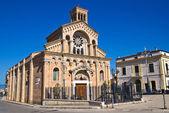 Kościół madonna della fontana. torremaggiore. puglia. włochy. — Zdjęcie stockowe
