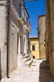 路地。acerenza。バジリカータ州。イタリア. — ストック写真