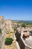 Swabian Castle of Rocca Imperiale. Calabria. Italy. — Stok fotoğraf
