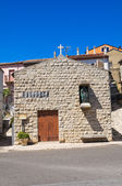 Church of St. Cataldo Pietragalla. Basilicata. Italy. — Stock fotografie