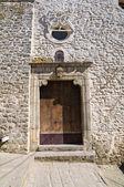 Church of St. Rocco. Cancellara. Basilicata. Italy. — Stock fotografie