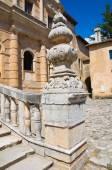 Padula Charterhouse. Campania. Italy. — ストック写真