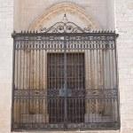 Duomo Cathedral of Altamura. Puglia. Italy. — Stock Photo #60354879