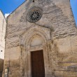 Church of St. Nicola dei Greci. Altamura. Puglia. Italy. — Stock Photo #60614101