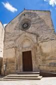 教会的圣尼古拉 dei 订造。Altamura。普利亚大区。意大利. — 图库照片