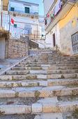 Alleyway. Minervino Murge. Puglia. Italy. — Zdjęcie stockowe