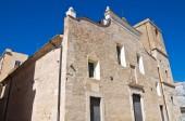 Mother Church of Torremaggiore. Puglia. Italy. — Stock Photo