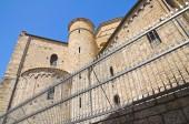 Cathedral Church of Acerenza. Basilicata. Southern Italy. — Stock Photo