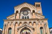 Church of Madonna della Fontana. Torremaggiore. Puglia. Italy. — Stock Photo