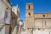 Cathedral of Acerenza. Basilicata. Italy. — Stock Photo