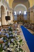 Mother Church of Oriolo. Calabria. Italy. — Stock Photo