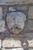 Oude paard ring. guardia perticara. basilicata. italië. — Stockfoto