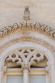 Duomo Cathedral of Altamura. Puglia. Southern Italy. — Photo
