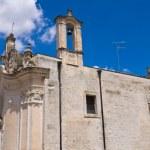 Church of Madonna dei Martiri. Altamura. Puglia. Italy. — Stock Photo #64090077