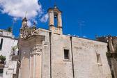 Chiesa della madonna dei martiri. Altamura. Puglia. Italia. — Foto Stock
